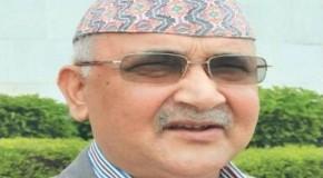 भारत ने नेपाल की समस्या बढ़ा दी है – ओली