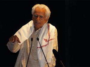 raghuveer Chaudhry gyanpeeth