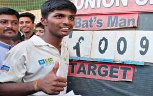 1009 scored-Pranab