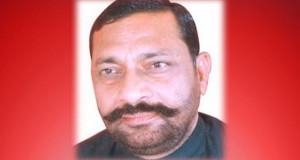 Ram Murti Vermaup-minister