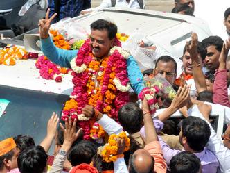 keshav maurya bjp up chief
