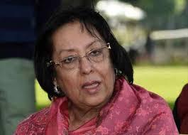 Dr Nazma Heptullah