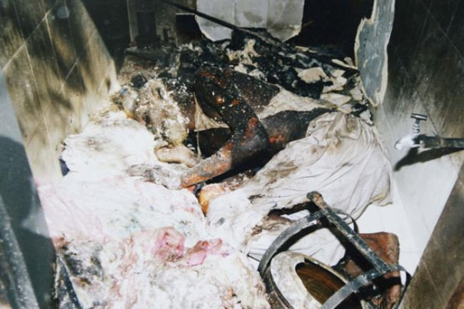 gulberg society massacre
