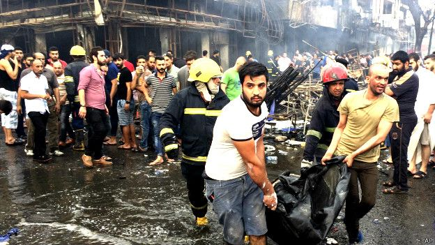 Bagdad attack