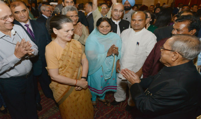 President's iftar-party