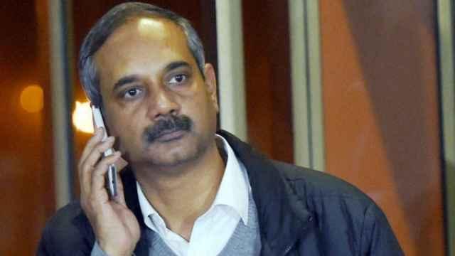 Rajendra Kumar Secretary Kejriwal