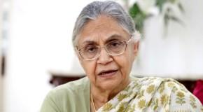 यूपी सीएम का ख्वाब देख रहीं शीला दीक्षित ने लखनऊ में लिया मकान