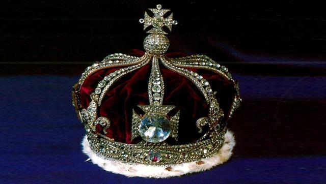 kohinoor diamond in British Crown