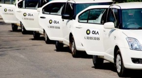 एप टैक्सी सेवा ओला ने 'टैक्सी फॉर श्योर'  बंद की