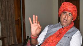 दंगा कराने की भाजपा विधायक की कोशिश, चुनाव आयोग को की शिकायत