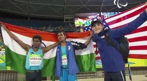 पैरालिम्पिक्स के एतिहासिक विजेताओं को राष्ट्रपति व प्रधानमंत्री ने दी बधाई