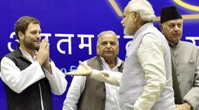 मोदी ने ढ़ाई साल में पहली बार एक प्रधानमंत्री की तरह कार्रवाई की: राहुल गांधी