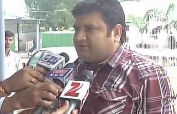 sandeep-kumar-aap minister