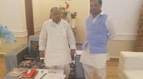 सपा एमएलसी आशु मलिक ने रामगोपाल पर लगाया बीजेपी एजेंट होने का आरोप