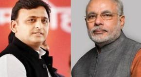 मीडिया मे पहली बार प्रधानमंत्री मोदी पिछड़े, अखिलेश यादव ने मारी बाजी