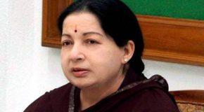 तमिलनाडु – अब जयललिता की भतीजी, रखेंगी राजनीतिक मे कदम