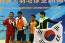 यूपी के डीएम ने चीन में जीता स्वर्ण पदक, सीएम अखिलेश ने दी बधाई