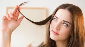 केला दिलाएगा निजात दो मुहे बालो की समस्या से