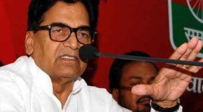 रामगोपाल यादव के कारण छोड़ी,समाजवादी पार्टी- आशीष यादव, विधायक