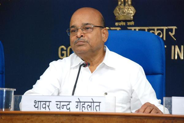 thawar-chand-gahlot-minister