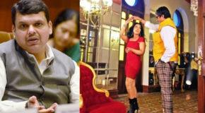 मुख्यमंत्री की पत्नी ने बिग बी संग ओपेरा हाउस में किया डांस