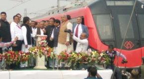 26 मार्च से लीजिये लखनऊ मेट्रो रेल का आनंद, हर इलाके तक ले जाने की योजना