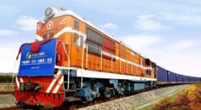 चीन-लंदन के बीच पहली मालवाहक रेलगाड़ी शुरू