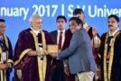 दलित रोहित वेमुला के हत्यारे को सम्मानित कर रहें हैं, प्रधानमंत्री नरेन्द्र मोदी- लालू प्रसाद यादव