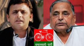 साइकिल चुनाव- चिन्ह पर, रामगोपाल यादव ने दायर की कैविएट