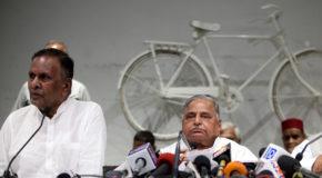 सपा की लिस्ट का विरोध शुरू-बेनी प्रसाद वर्मा के पुत्र ने, चुनाव लड़ने से किया इनकार