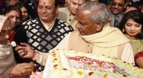 85 वर्ष के हुये कल्याण सिंह, प्रधानमंत्री ने दी बधाई