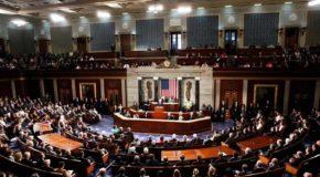 कांग्रेस ने ओबामाकेयर को निरस्त करने के पहले कदम को मंजूरी दी