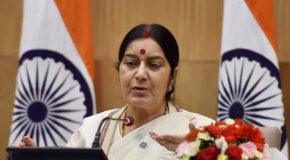मलेशिया में भारतीय का किडनैप, सुषमा ने दिया मदद का आश्वासन