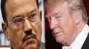 राष्ट्रपति ट्रंप की ताजपोशी में शामिल हो सकते हैं भारत के राष्ट्रीय सुरक्षा सलाहकार