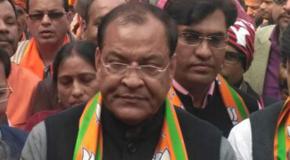 उत्तराखंड-कांग्रेस के वरिष्ठ नेता यशपाल आर्य बीजेपी मे शामिल