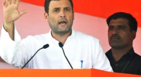 प्रधानमंत्री मोदी के मन में अमेठी-रायबरेली के लिए बदले की भावना है- राहुल गांधी
