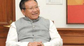 नागालैंड के नये सीएम डॉ शुरहोजेली लीजित्सू, ने संसदीय सचिवों और सलाहकारों की नियुक्त की