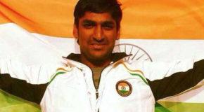 निशानेबाजी विश्वकप- अंकुर को मिला डबल ट्रैप में रजत पदक