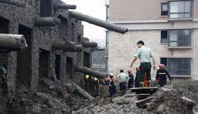 चीन में पांच मंजिला, तीन इमारतें ढहीं, कई दबे