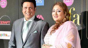 अभिनेता गोविंदा की पत्नी सुनीता ने  किया एक बड़ा खुलासा