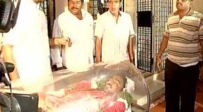 कंसास गोलीबारीः भारतीय इंजीनियर का शव हैदराबाद लाया गया, आज अंतिम संस्कार