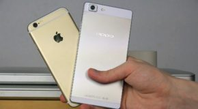 चीन में ऐपल ने शियोमी को पछाड़ा, ओपो रहा इनसे आगे