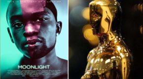 ऑस्कर में बेस्ट पिक्चर का पुरस्कार मूनलाइट को मिला