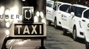 दिल्ली मे, ओला-उबर के ड्राइवरों ने समाप्त की टैक्सी हड़ताल