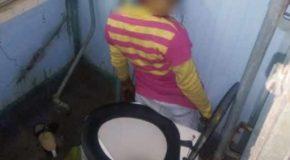 तूफान एक्सप्रेस की बोगी के शौचालय, में मिला युवती का शव