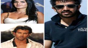 ऋतिक और कैटरीना को लेकर फिल्म बनायेंगे कबीर खान