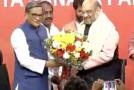 भाजपा में शामिल हुए कर्नाटक के पूर्व सीएम कृष्णा, कांग्रेस में बिताए 40 से ज्यादा साल