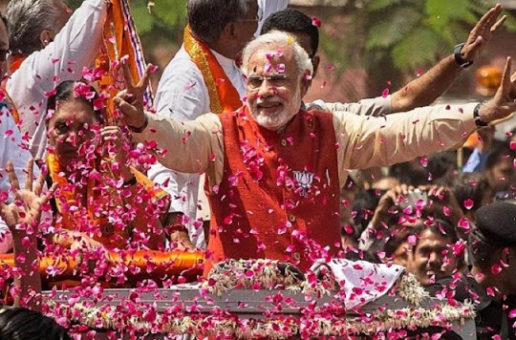 ऐतिहासिक जीत से खुश मोदी ने, यूपी के सांसदों को आज नाश्ते पर बुलाया
