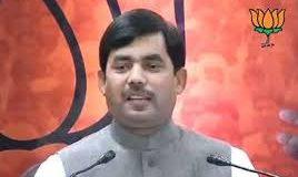 कर्नाटक-हिमाचल होगा कांग्रेस मुक्त, गुजरात में फिर खिलेगा कमल: शाहनवाज हुसैन