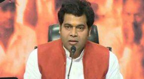 यूपी उर्जामंत्री श्रीकांत शर्मा का दावा, चार पवित्र शहरों को 24 घंटे मिलेगी बिजली